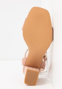 ONLY SHOES - ONLALYX  - Sandali con tacco - nude - 6