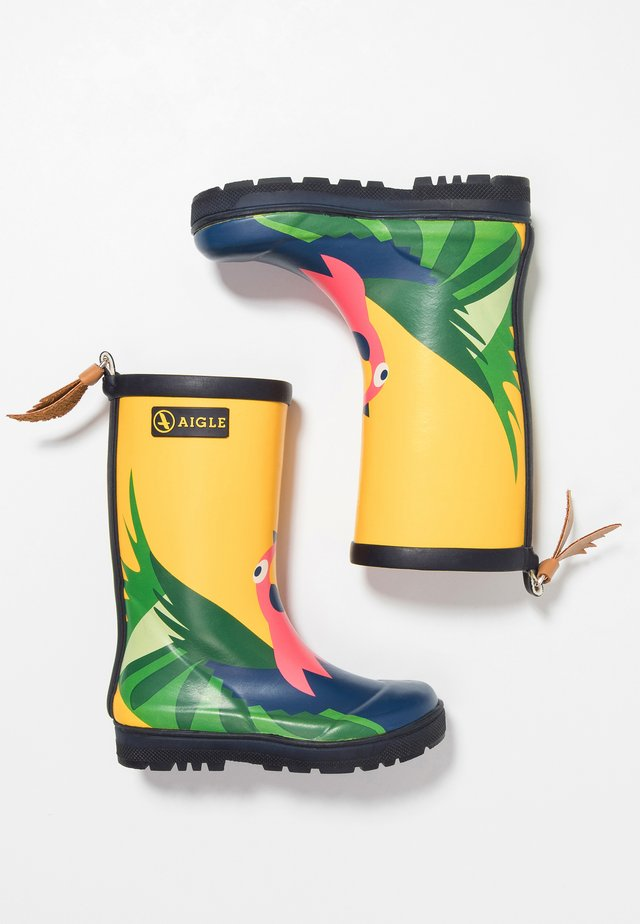 WOODYPOP FUN - Botas de agua - multicolor
