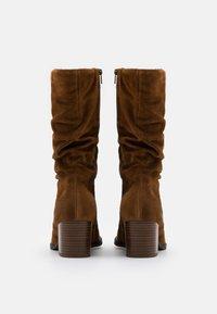 Gabor Comfort - Boots - cognac - 3