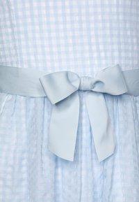 Polo Ralph Lauren - FIT DRESSES - Koktejlové šaty/ šaty na párty - beryl blue - 2