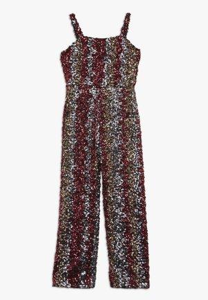 LARA SEQUIN  - Jumpsuit - silver pink