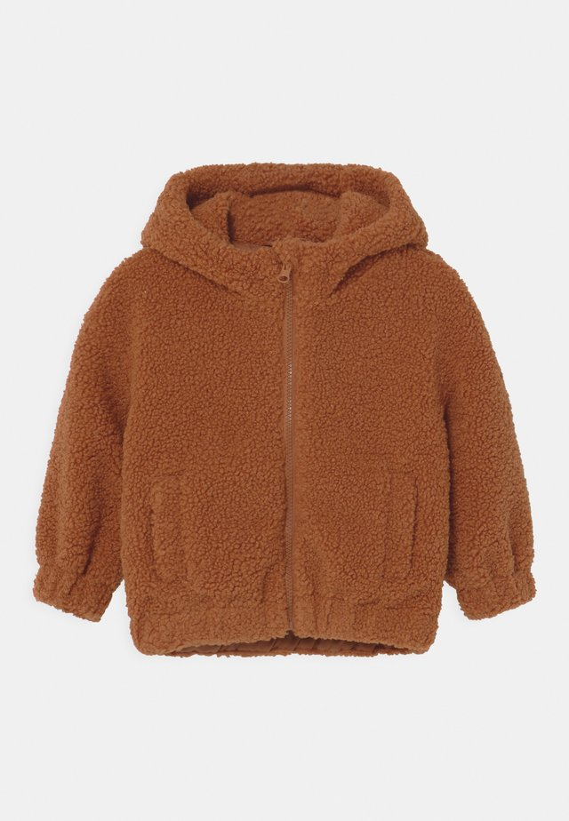 TALLULAH HOODED  - Jas - amber brown