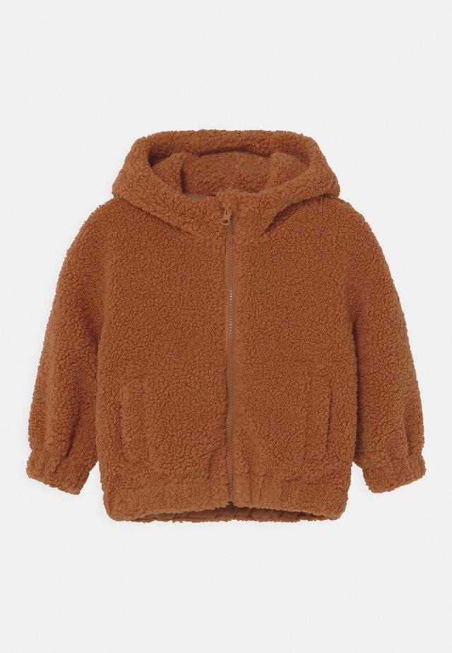 TALLULAH HOODED  - Light jacket - amber brown