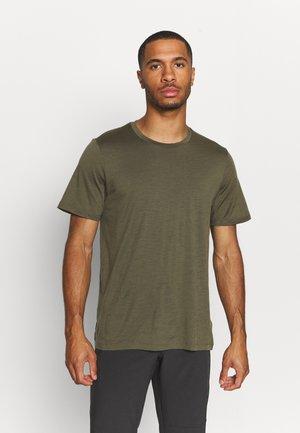 TECH LITE II TEE - T-shirt basic - loden