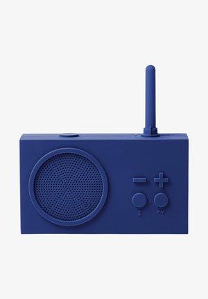 Rádio - dunkelblau