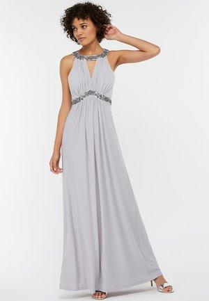 ISABELI - Jersey dress - silver