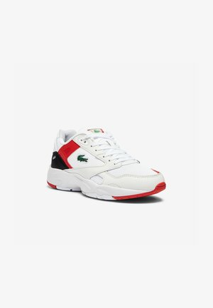 Multicourt tennis shoes - wht red