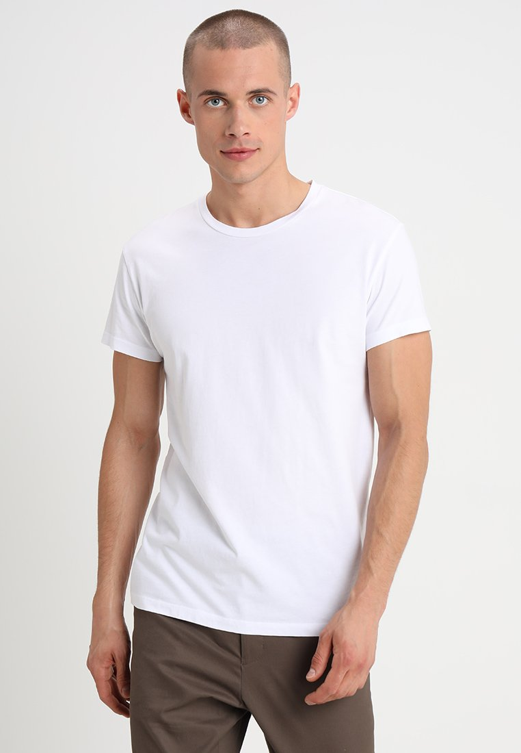 Samsøe Samsøe - KRONOS  - Basic T-shirt - white