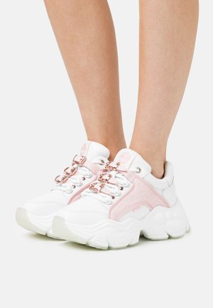 MH X BUFFALO - Trainers - white/rose