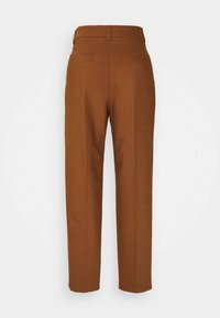 See by Chloé - Trousers - pottery brown - 1