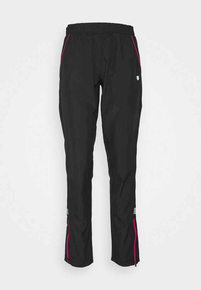 HYPERCOURT WARM UP PANT - Kalhoty - black beauty