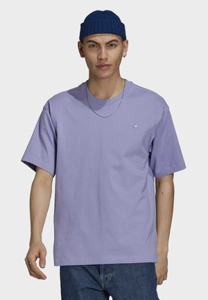 PREMIUM TEE UNISEX - Basic T-shirt - light purple