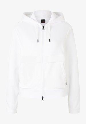EDITH - Zip-up sweatshirt - off-white