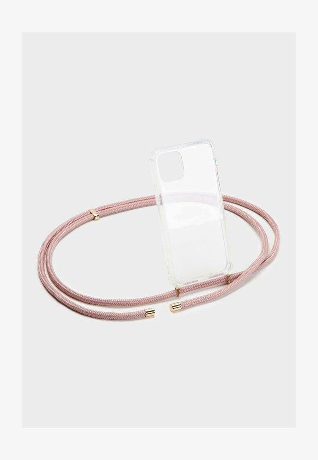 BASIC IPHONE 12 PRO MAX - Phone case - rose quartz/gold