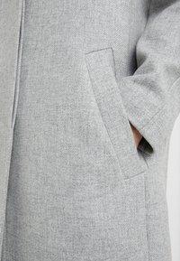 BOSS - OLUISE - Classic coat - silver - 3