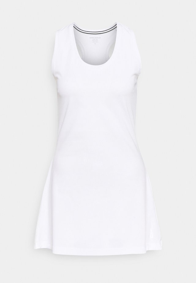 DRESS TESS - Jurken - brilliant white