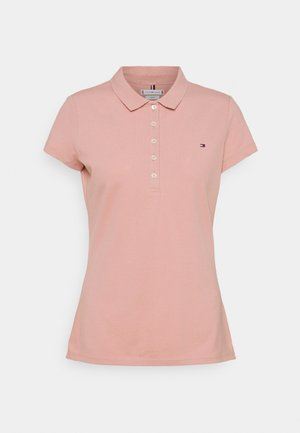 SLIM - Polo shirt - soothing pink