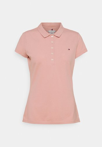 SHORT SLEEVE SLIM - Polo shirt - soothing pink