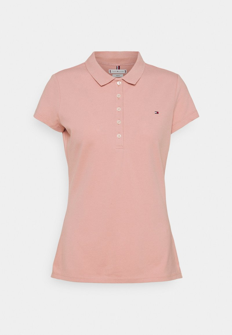 Tommy Hilfiger - SLIM - Polo shirt - soothing pink