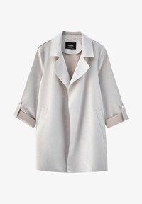 PULL&BEAR - Short coat - grey - 9