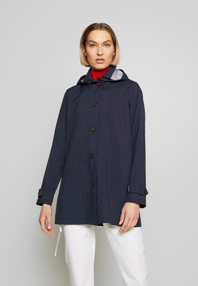 GRINX - Classic coat - blue black