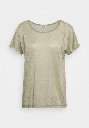 KAY TEE - Basic T-shirt - oil green