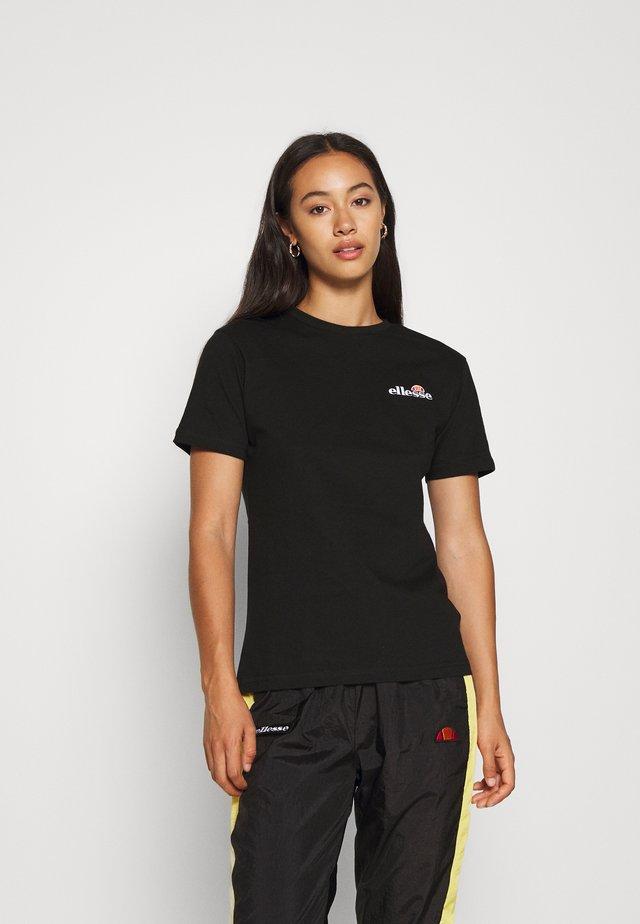 MONTAL - T-Shirt print - black