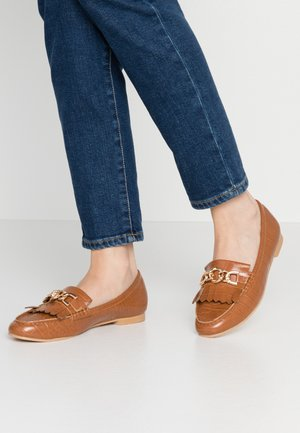Mocassins - brown