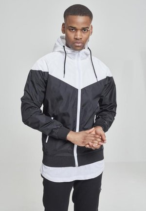Summer jacket - blk/wht