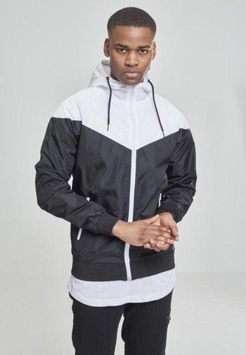 Summer jacket - blk/wht