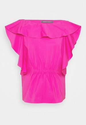 BLOUSE - T-shirt con stampa - violet