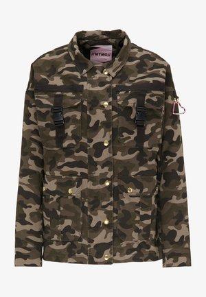 Jas - camouflage