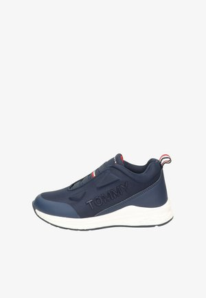Sneakers basse - blauw