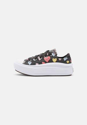 CHUCK TAYLOR ALL STAR MOVE HEARTS - Sneakers laag - storm wind/white