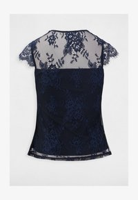 Morgan - WITH LACE - Blouse - dark blue