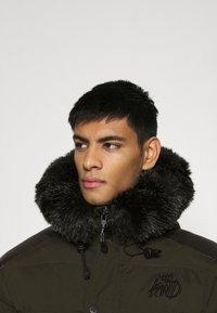 Kings Will Dream - HUNTON PUFFER  - Winter coat - khaki - 5