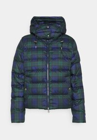 INSULATED - Down jacket - blackwatch