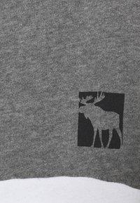 Abercrombie & Fitch - LOGO JOGGER - Teplákové kalhoty - grey - 2