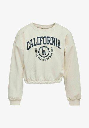 Sweater - birch