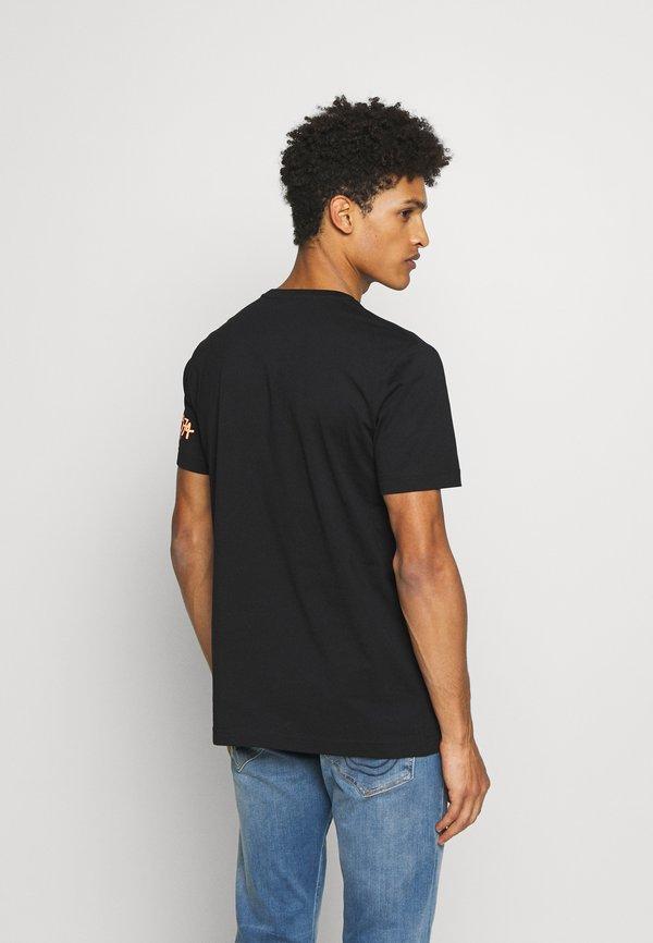 Iceberg OVERSIZE TWEETIE - T-shirt z nadrukiem - nero/czarny Odzież Męska AMEJ