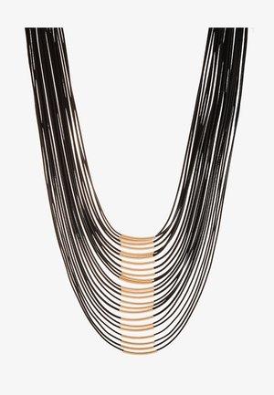 LIV - Collier - gold/black