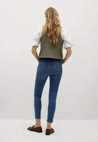 Mango - MTERNITY-I - Jeans Skinny Fit - dunkelblau - 2