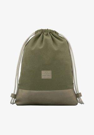 TURNBEUTEL LUKE - Sports bag - metallic green