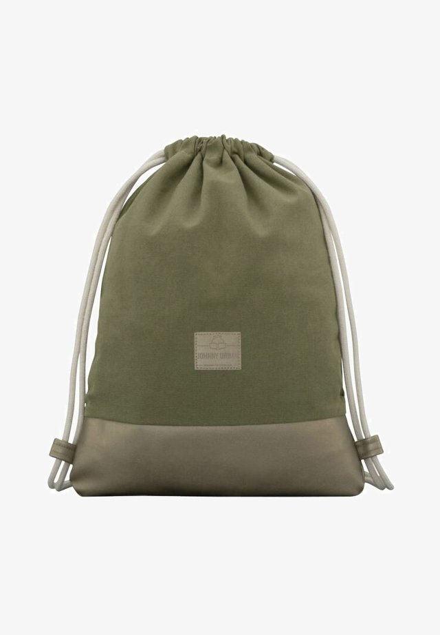 TURNBEUTEL LUKE - Sports bag - metallic green