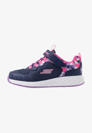 TREAD LITE - Sneakers - navy/pink