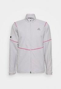 adidas Golf - HYBRID - Sportovní bunda - grey - 4