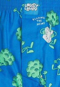 Lousy Livin Underwear - BROCCOLI - Boxer - directoire blue - 4