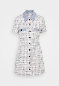 Claudie Pierlot - RALF - Shirt dress - bicolore - 0