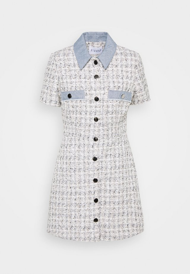 RALF - Sukienka koszulowa - bicolore