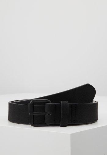 UNISEX - Skärp - black